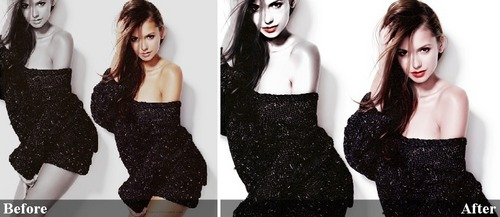 What do u think of my Nina transformation? :)