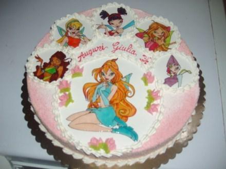 Winx ~Cakes,too!