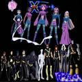 X-men plus W.I.T.C.H