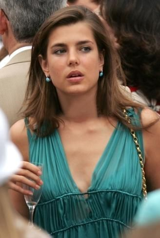 la Princesse charlotte Casiraghi fond d'écran with a portrait called charlotte