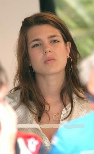 la Princesse charlotte Casiraghi fond d'écran containing a portrait called charlotte