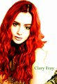 clary fray - mortal-instruments fan art