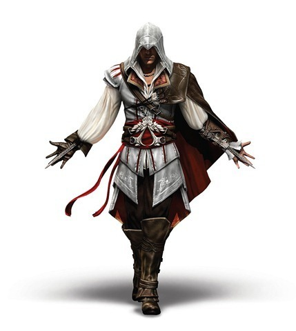 Ezio Auditore Da Firenze Assassins Creed Brotherhood Foto