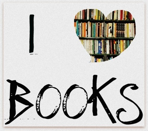 i love books - books-to-read Fan Art