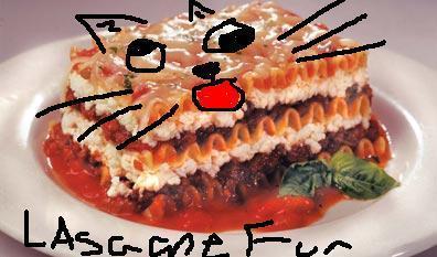 lasagnafur