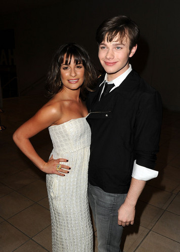 lea and chris