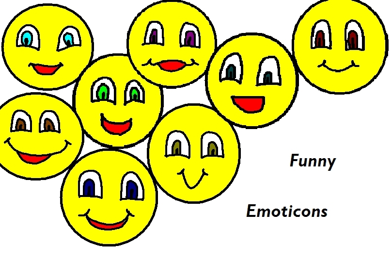 Funny Emoticons Images