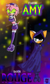 teen titans amy and rouge