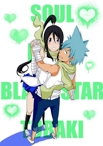 tsubaki and blackstar