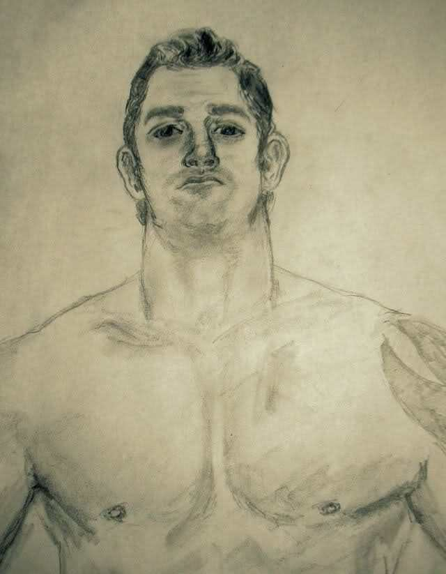wade barrett fan art