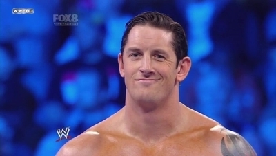 Wade Barrett wallpaper probably containing a six pack entitled wade barrett smackdown