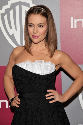 warner bros. golden globes awards party