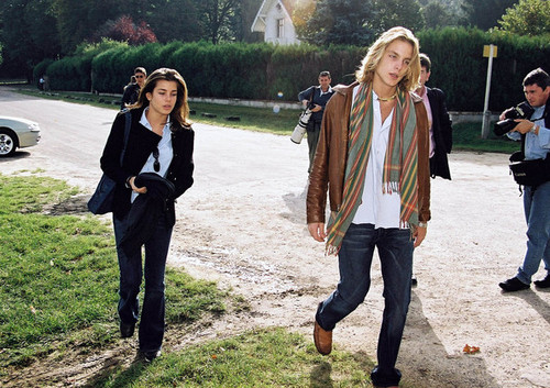 샬럿, 샬 롯 AND ANDREA CASIRAGHI