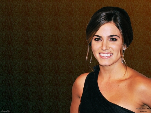 Nikki Reed wallpaper possibly containing a portrait called ..Nikki Reed...