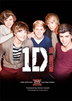 1D = Heartthrobs (Our Official X Factor Story) Front Cover! 100% Real :) x