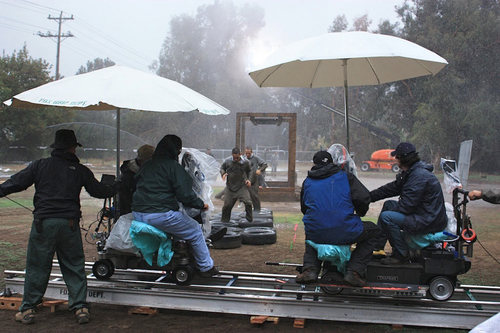 7x10 'Carrot au Stick' ~ Behind The Scenes