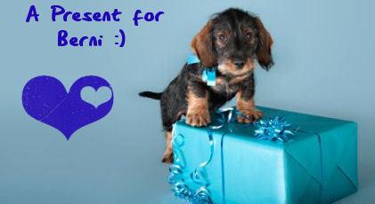 A Present for Berni :)