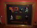 ACTORS AUTOGRAPHS VERY LIMITED EDITION - batman-the-original-series photo