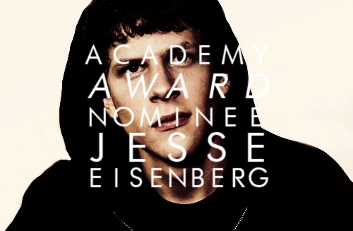 Academy Award Nominee - jesse-eisenberg Fan Art