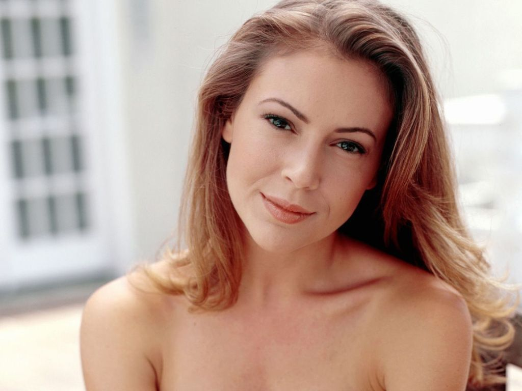 alyssa milano celebrities - photo #28