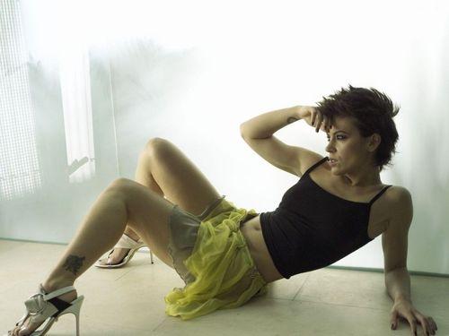 Alyssa Milano वॉलपेपर