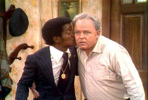 Archie and Sammy Davis