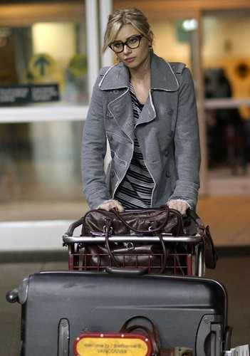 At LAX Airport - 01.24.11