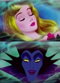 princess-aurora - Aurora and Maleficent screencap