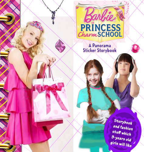 Barbie: Princess Charm School- lebih realistic?