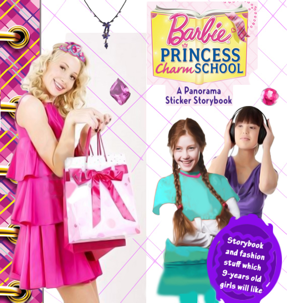 Barbie movies barbie princess charm school more realistic