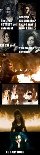 Bellatrix Lestrange vs. Mrs. Lovett