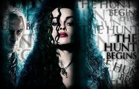 Bellatrix Lestrange fond d'écran entitled Bellatrix