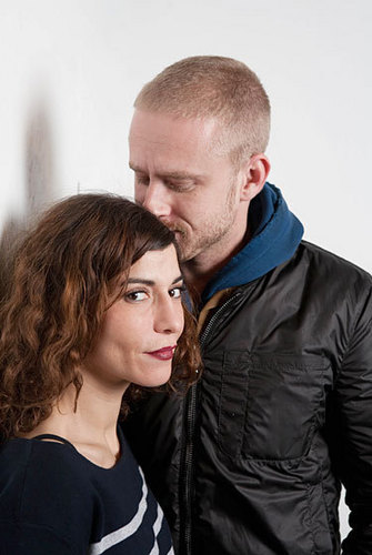 Ben & Lubna Azabal
