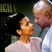 Ben Sisko and Kasidy Yates