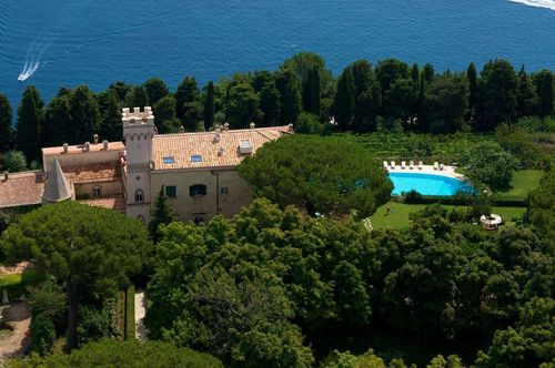 Bird View Hotel villa Cimbrone Ravello