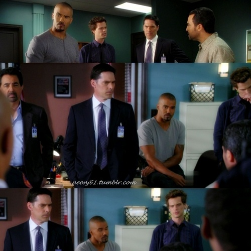 criminal minds wallpaper with a business suit and a dress suit entitled Boys of BAU