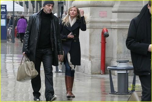Cameron Diaz: Paris Trip with Alex Rodriguez!