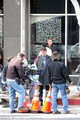 Castle - Set Photos -24th January
