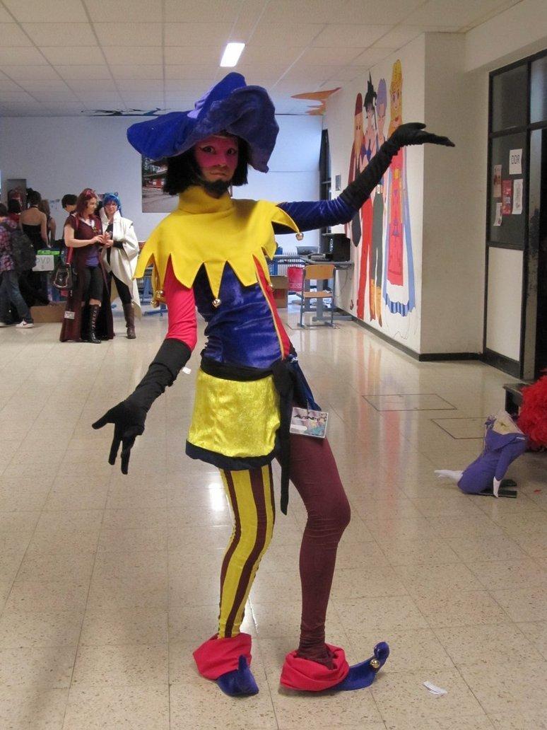 Clopin cosplay