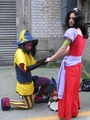 Clopin cosplay