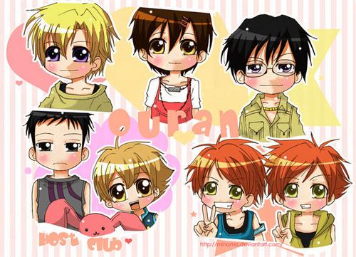 Cute Lil' members!