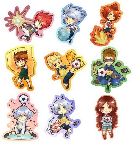 Cutie Inazuma Eleven