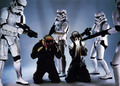 Daft Punk arrested by Stormtroopers - daft-punk photo