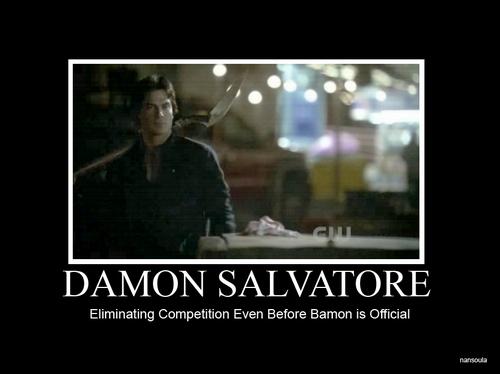 Damon Salvatore Motivational Pic