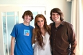 Dave, Miley and 'TotallySketch' or whatever :/  - davedays photo