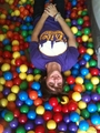 Dave in the ballpit.....again! (diffrent pose and shrit and stuff) - davedays photo