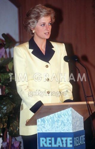 Diana At Family Of The an Awards