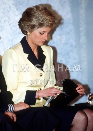 Diana At Family Of The tahun Awards