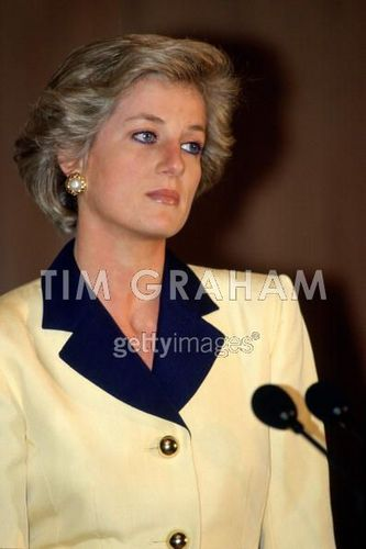 Diana At Family Of The год Awards