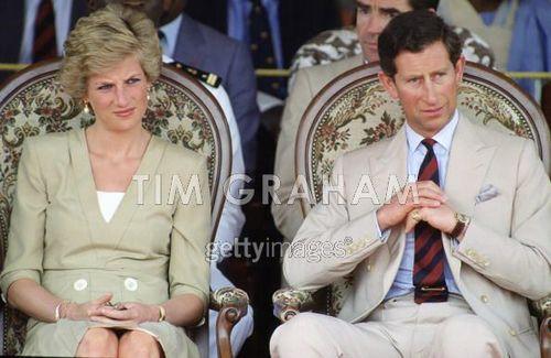 Diana Visit Cameroon